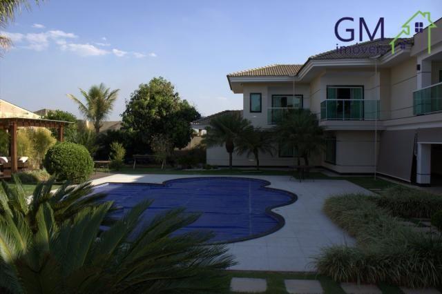 Casa a venda / setor de mansões / 4 suítes / piscina / churrasqueira / varanda / sobradinh