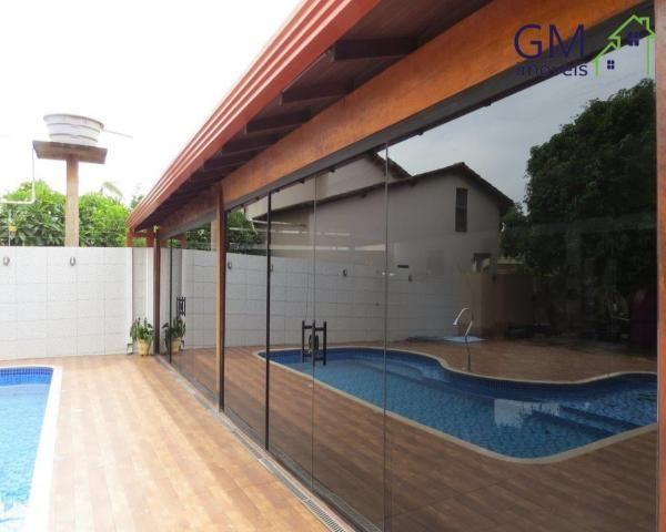 Casa a venda condomínio rk 3 quartos / grande colorado, sobradinho df, churrasqueira, próx - Foto 4