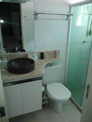 Vende-se Casa 3 Quartos c suíte, Condomínio Fechado, Piscina, Escriturada, Camaçari - Foto 8