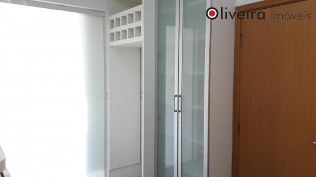 Apartamento em alphavile,parque tambore 139m. 3 suítes 2 vg 3.300 cond 1.320 iptu 320 - Foto 18