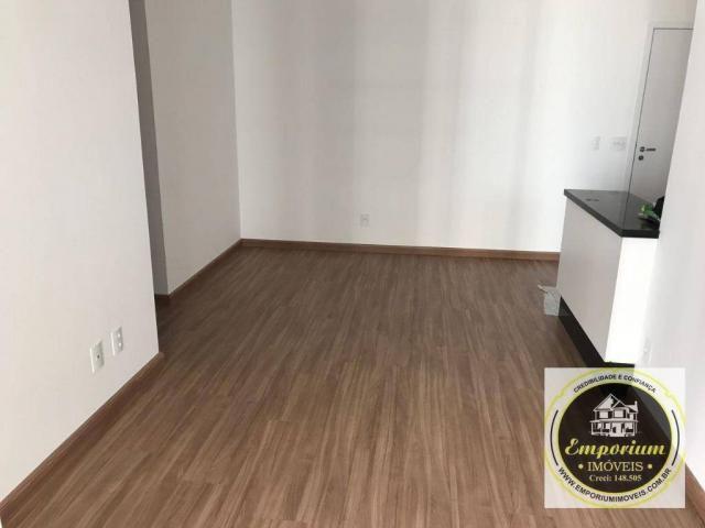 Apartamento com 2 dormitórios à venda, 69 m² por r$ 455.000 - jardim flor da montanha - gu - Foto 2