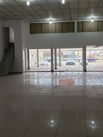 Alugo Galpão com área total de 1.200,00 m2, St. Vila Rosa na Av. Rio Verde - Foto 4