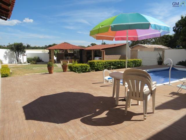 Casa a venda / condomínio rk / 04 quartos / churrasqueira / piscina / academia / quintal - Foto 16