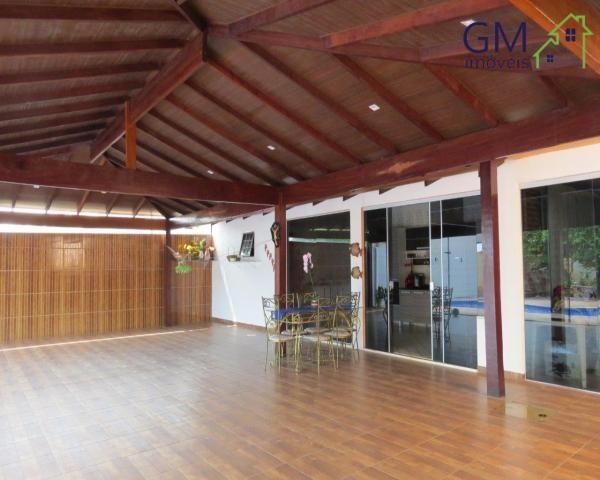 Casa a venda condomínio rk 3 quartos / grande colorado, sobradinho df, churrasqueira, próx - Foto 8