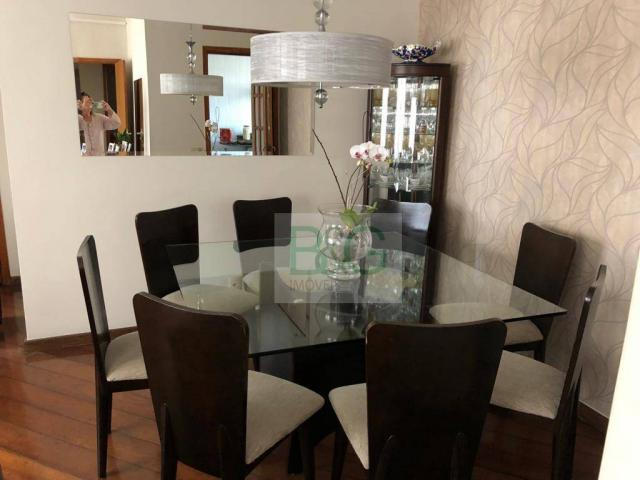 Apartamento com 3 dormitórios à venda, 128 m² por r$ 1.000.000 - tatuapé - são paulo/sp - Foto 4