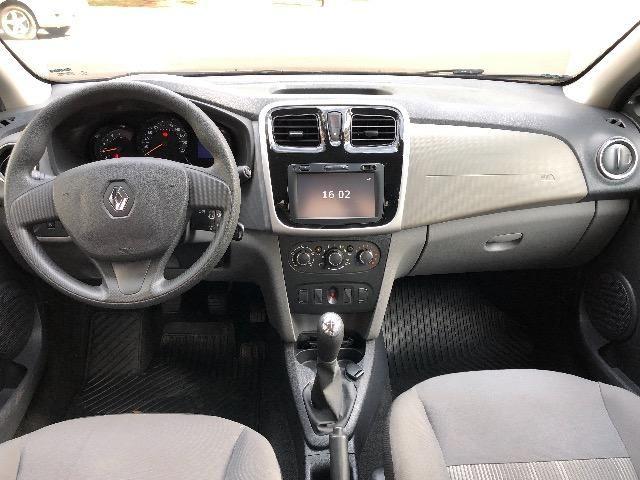 Renault Logan 1.6 Expression Flex 2018 - Foto 9