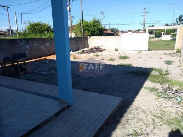 OLV-Casa com 2 dormitórios à venda, 90 m² por R$ 140.000 - Unamar - Cabo Frio/RJ CA1013 - Foto 17
