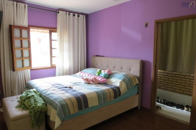 Casa a venda / condomínio vivendas friburgo / escriturado / 4 quartos / churrasqueira - Foto 13