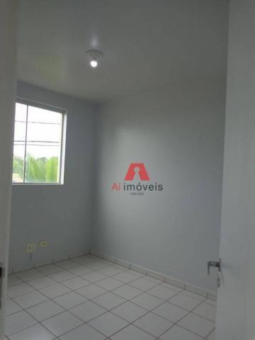 Apartamento com 2 dormitórios para alugar no via parque, 49 m² por r$ 937/mês - floresta s - Foto 15