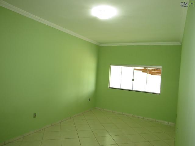 Casa a venda no condomínio morada da serra / 03 quartos / setor de mansões / churrasqueira - Foto 16