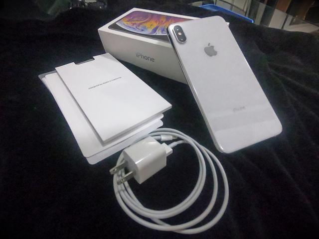 IPhone XS MAX 256 branco o mais novo do Brasil - Foto 4