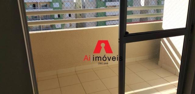 Apartamento com 2 dormitórios à venda ou locação, 71 m² por r$ 280.000 - portal da amazôni - Foto 7