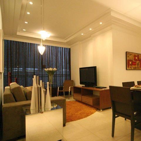 Apartamento 3 qts 1 suite lazer completo novo, prox shopping buriti AC financiamento - Foto 2