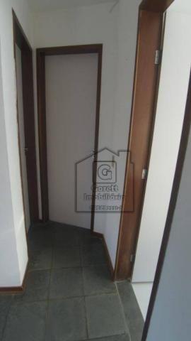 Apartamento com 2 dormitórios à venda, 130 m² por R$ 200.000 - Nova Descoberta - Natal/RNL - Foto 13