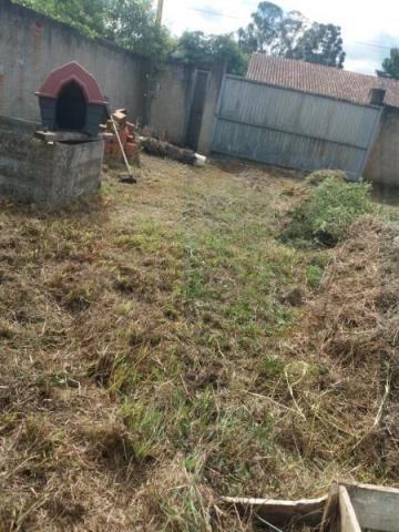 Terreno para venda em quatro barras, jardim das acácias, 2 dormitórios, 1 banheiro - Foto 8