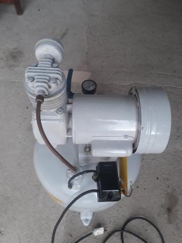 Compressor Odontológico Isento de Óleo - Foto 3