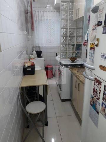 Apartamento com 3 dormitórios à venda, 65 m² por r$ 259.990,00 - jardim pacaembu - valinho - Foto 13