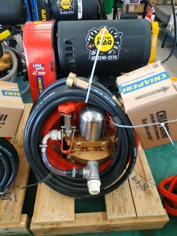 Lavadora lj3000 alta pressão 2cv 220v ou 380v chiaperrini - Foto 3