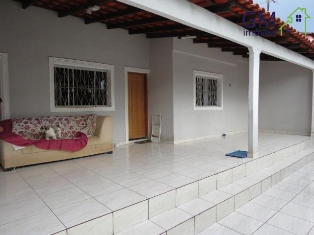 Casa a venda quadra 08 / 03 quartos / sobradinho df / churrasqueira - Foto 12