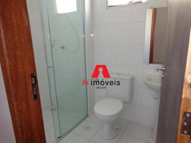 Apartamento com 2 dormitórios sendo 1 suíte, à venda, 67,20 m² por r$ 270.000 - conjunto m - Foto 17