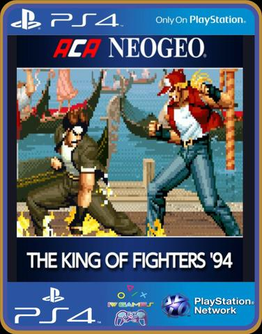 Ps4 the king of figthers 94,95,96,97,98 kof - Foto 5