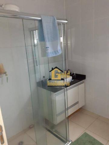 Apartamento com 2 dormitórios para alugar, 46 m² por R$ 1.200/mês - Jardim Heitor Rigon -  - Foto 10