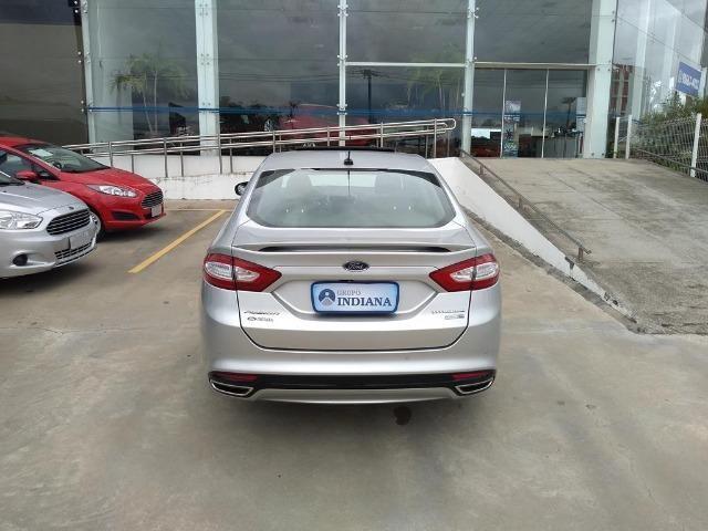 Ford Fusion Titanium 2.0 AWD EcoBoost GTDI - Foto 5