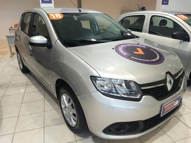 Renault Sandero 1.0 (3 cilindros )