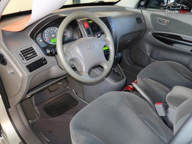 Hyundai tucson gls 2.0 flex automática completa som multimídia 2013 - Foto 9