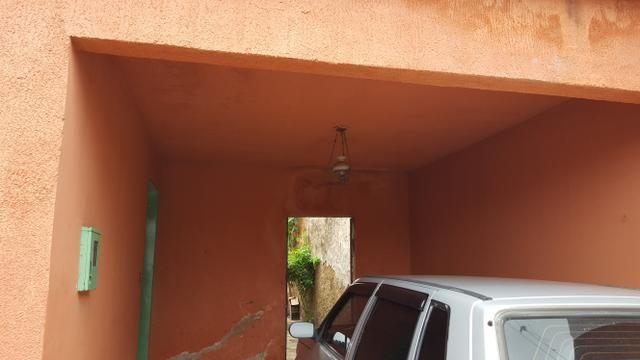 Casa Qnn 23 Escriturado 2qts+2 barraco - Foto 2