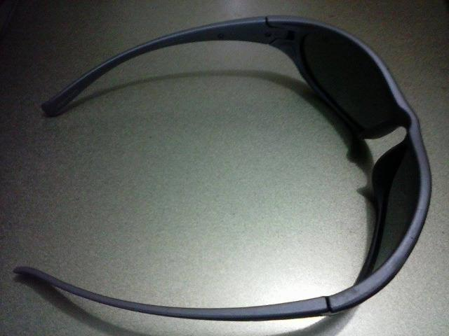 Óculos de sol masculinos novos - Foto 2