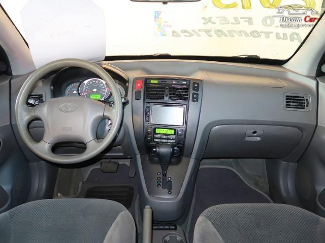 Hyundai tucson gls 2.0 flex automática completa som multimídia 2013 - Foto 7