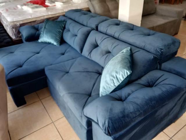 Sofá de 2,50 direto da fábrica!!! Avenida General Osório 220, *