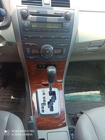 Toyota Corolla Seg 1.8 Top de linha - Foto 13