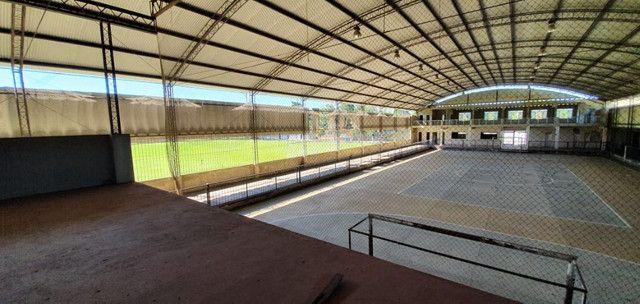 Centro Esportivo - Campo e quadra oficial - 10.458 m² Itaguaí