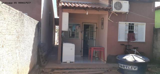 Casa para Venda em Várzea Grande, Canelas, 2 dormitórios, 1 banheiro, 2 vagas - Foto 5