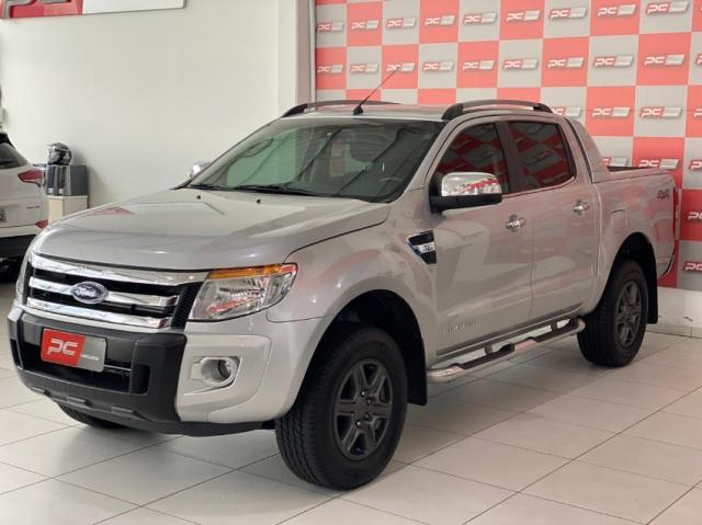 Ford Ranger 3.2 LIMITED 4P - Foto 4
