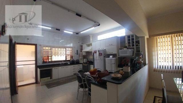 Casa com 3 dormitórios à venda, 272 m² por R$ 1.200.000,00 - Condomínio Ana Helena - Jagua - Foto 10