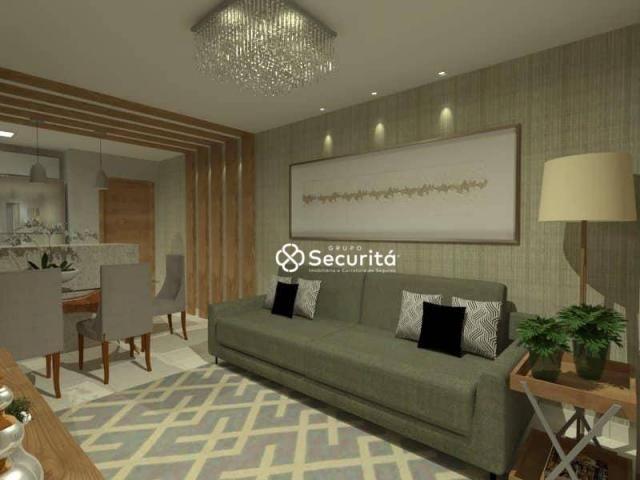 8413 | Apartamento à venda com 2 quartos em Canadá, Cascavel - Foto 2