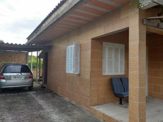 Velleda of excelente casa 3 quadras do mar, 2 dorm, murado ac troca gd. poa - Foto 2