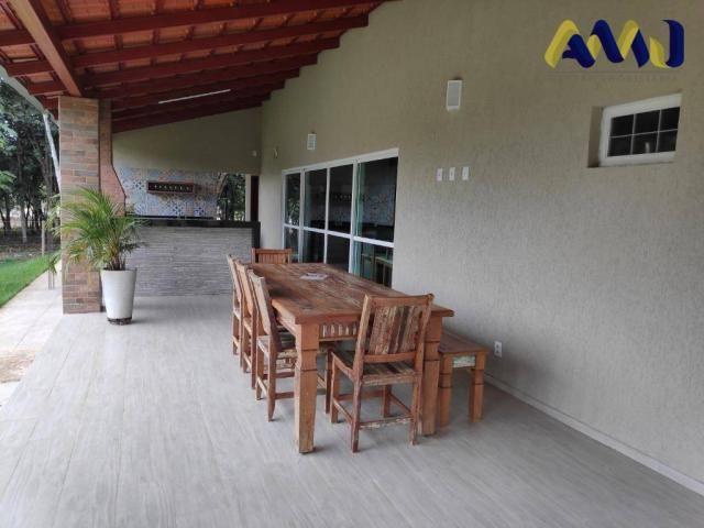 Chácara em Condomínio Fechado - ANALISA PERMUTA PARCIAL - Foto 3