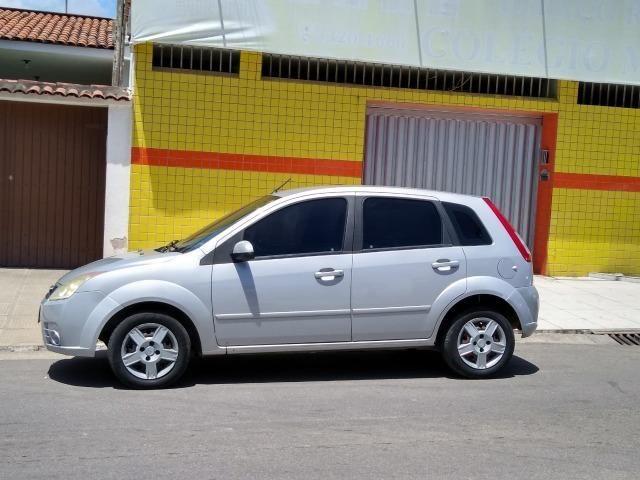 Fiesta Hatch 1.0 2008 Completo ! Conservado é ele! 9  * ZAP - Foto 3