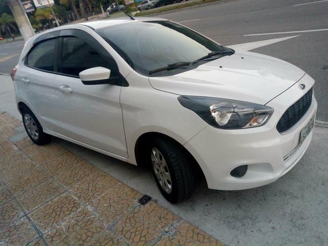 Ford Ka Se Aut 2016 Novíssimo * Raion Mitsubishi* Fone 3504 5000 - Foto 2