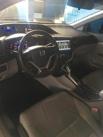 Honda Civic 14/15 oportunidade! Contato 79 9- * - Foto 2