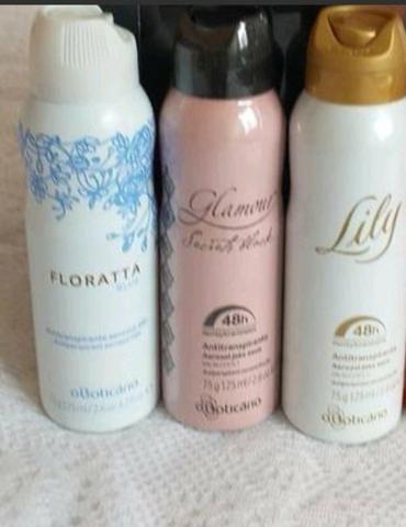 Boticário: Desodorantes femininos - Foto 2