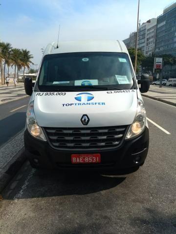 Ocasião!! Van Renault Master Executive L3H2 16 lugares diesel - Foto 2