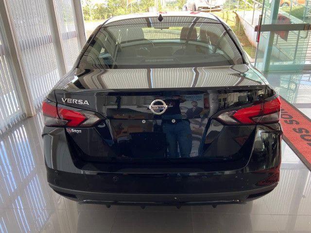 Nissan Versa Sense 1.6 CVT completo 2021!!!( me chama no zap) - Foto 10
