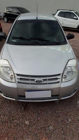 Ford Ka 2009 Flex impecável (troco + valor) - Foto 6