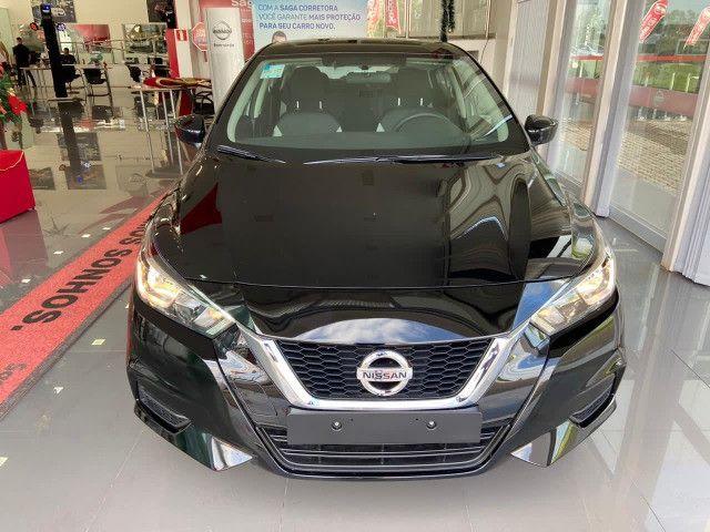 Nissan Versa Sense 1.6 CVT completo 2021!!!( me chama no zap)