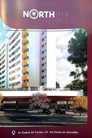 Ágil-78.000.00mil reais- Apartamento North Mix Condomínio- Zona Norte/Bairro Primavera - Foto 6